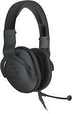 ROCCAT CROSS Multi-platform Over-ear Stereo Gaming Headset - Black