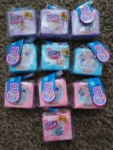 Shopkins Lot Of 10  Real Littles Mini Blind Packs NEW