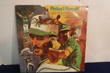 Finley's Heroes, Fleetwood fclp 3066,SEALED Oakland A's 1972 Championship Season