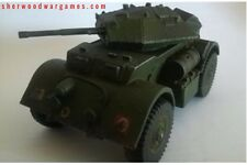 28mm British Staghound Mk3 In Resin By Blitzkrieg WWII Bolt Action,