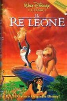 Il Re Leone (1995) VHS Disney VI 4626 ex noleggio