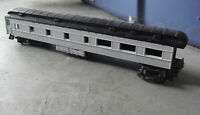 Vintage HO Scale Custom Painted White Passenger Car