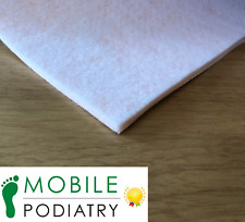Hapla Chiropody Fleecy Foam Felt 7mm Sheet