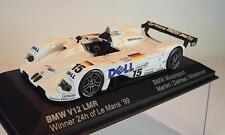 Minichamps 1/43 BMW V12 24h LeMans 99 Martini/Dalmas/Winkelhock in Box #1638