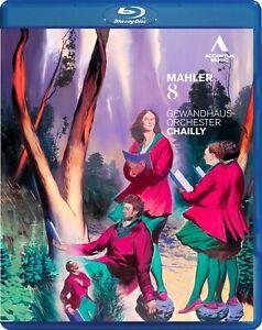 Mahler Symphony No 8 (Gewandhausorchester Leipzig/Chailly) New BluRay!
