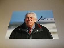Egon Krenz SED  DDR  signiert signed autograph Autogramm auf 20x28 Foto