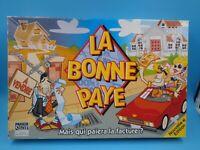 jeu de societe plateau carte VF pieces de rechange pour la bonne paye euro