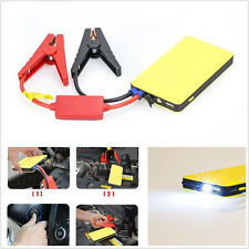 Autos Portable Yellow High Capacity 20000mAh Jump Starter Battery Charger Power