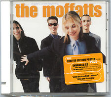 MOFFATTS Chapter I 1998 CD includes LIMITED EDITION POSTER sealed