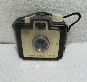 vintage Kodak Brownie Bullet Camera lot A