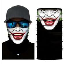 Joker Kneck Warmer Biker Mask MTB Extreme Sports Moutainbike Hiking