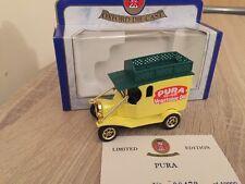 Oxford Diecast pura aceite vegetal Ford Modelo T Van Edición Limitada