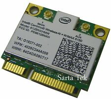 New OEM Intel Centrino Wireless-N + WiMAX 6150 612BNXHMW b/g/n PCIe Half Mini