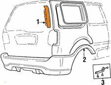 Applique Molding RH Rear Lincoln Navigator 98 - 02 OEM New F85Z78291A08AAA FLR