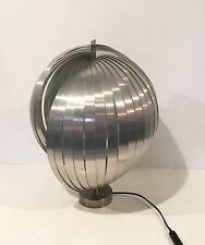 Lampe ' Moon '  Grand Modèle   des Années 70's  Henri Mathieu Vintage