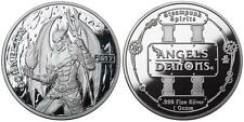 1 oz 2017 Proof Cornelius the Fighter Angels & Demons Steampunk Series #1
