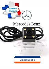 Caméra de recul CCD Mercedes Classe A W169, Classe B w245  eclairage de plaque