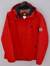 Women Jack Wolfskin Jacket Texapore Air Breathable Waterproof XL UK18 ZOA525
