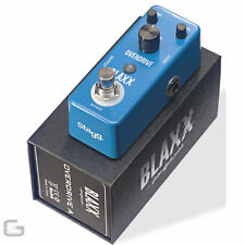Guitar Distortion & Overdrive Pedals