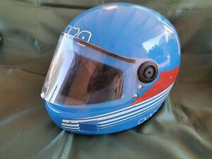 Nava MV Agusta Benelli Motobi Laverda Ducati 80's vintage helmet motorcycle