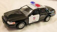 Kinsmart - 1:42 Scale Model Ford Crown Victoria Police Interceptor (BBKT5327D)