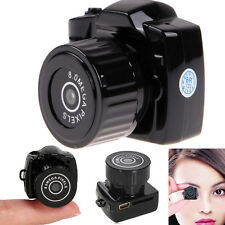 Mini 720P Smallest Camera Camcorder Video Recorder Spy Hidden Web Cam Y3000 New