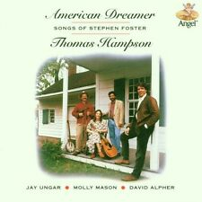 Thomas Hampson - American Dreamer: Songs of Stephen Foster [New CD]