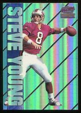 1998 Pacific Paramount Personal Bests Steve Young #30 San Francisco 49ers