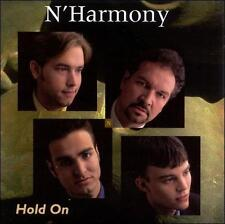N'Harmony Hold On CD, Brand New!