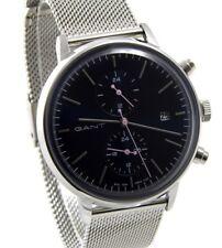 GANT REDDELL elegante Herren Uhr Chronograph GTAD08900199I Edelstahl  > > NEU
