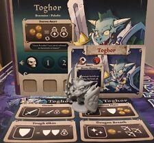 TOGHOR - Masmorra Dungeons Of ARCADIA QUEST Kickstarter Exclusive Promo Hero