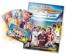 "2010 Panini ""Adrenalyn"" SPANISH League Soccer Cards Box"