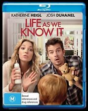Life As We Know It (Blu-ray, 2011)
