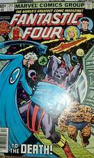 Fantastic Four #213, 214, 216, 217