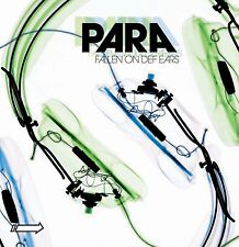 Para - Fallen on Def Ears CD B-Boy Breaks Soul Funk Hip Hop Turntablism Breakin