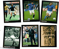 6 FIGURINE N°30-33-85-99-139-157=SUPER ALBUM IN AZZURRO=PANINI MODENA