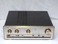Luxman L-435 Integrated Stereo MM & MC Phono Stage Vintage Hi-Fi Amplifier