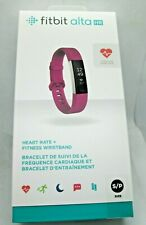Fitbit Alta HR Activity Tracker + Heart Rate (Small) - Fuchsia *BRAND NEW*