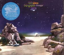 2 CD (NEU!) YES - Tales from Topographic Oceans (dig.rem.+2 Rhino Digi-Pak mkmbh
