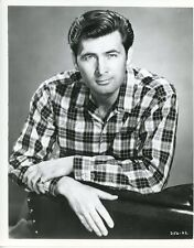FESS PARKER 60s  VINTAGE PHOTO ORIGINAL STUDIO PORTRAIT