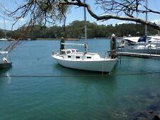 9.2 meter Huon Pine yacht, Ex Sydney-Hobart, good heritage restoration project