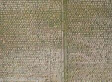 (54,08€/m²) Faller 170601 H0, Pflaster- Mauerplatte Karton, 250 x 125 mm, Neu