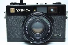 Yashica Film Camera with Lens
