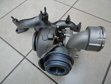 Turbocharger recondition VWTouran 2.0 TDI (2004-2009) BKD BKP AZV 724930