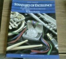 Standard of Excellence for Baritone B.C.Comprehensive Band Method Book 2