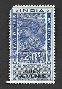 ADEN - 1945 GVI REVENUE, BAREFOOT 19, Used