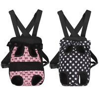 Dog Carrier Bag Pet Cat Puppy Travel Note Bag Backpack Holders for Small Dogs