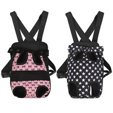 Nylon Small Dog Carrier Bag Backpack Cat Puppy Holders For Chihuahua Yorkie