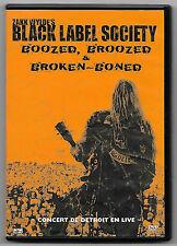 DVD / ZAKK WYLDE'S BLACK LABEL SOCIETY (MUSIQUE CONCERT)