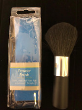 COSMETICS TOOLS POWDER BRUSH  SOFT , NATURAL HAIR FOR A SMOOTH FINISH * NEW  *